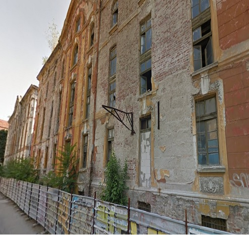 The warehouses of Dimitar Kudoglu